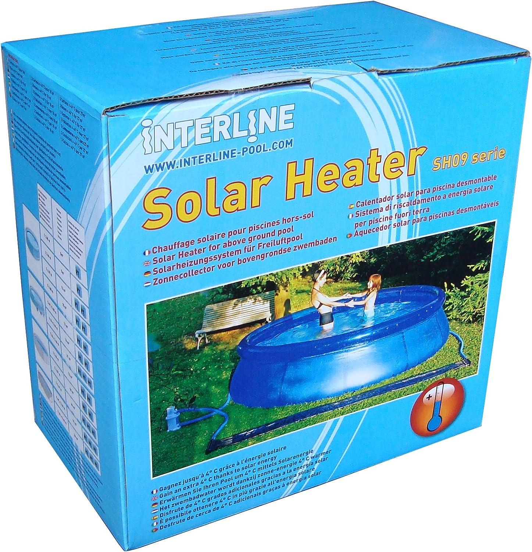 Calefacción solar pool 3, 46 M X 0, 36 m Piscina de Natación ...