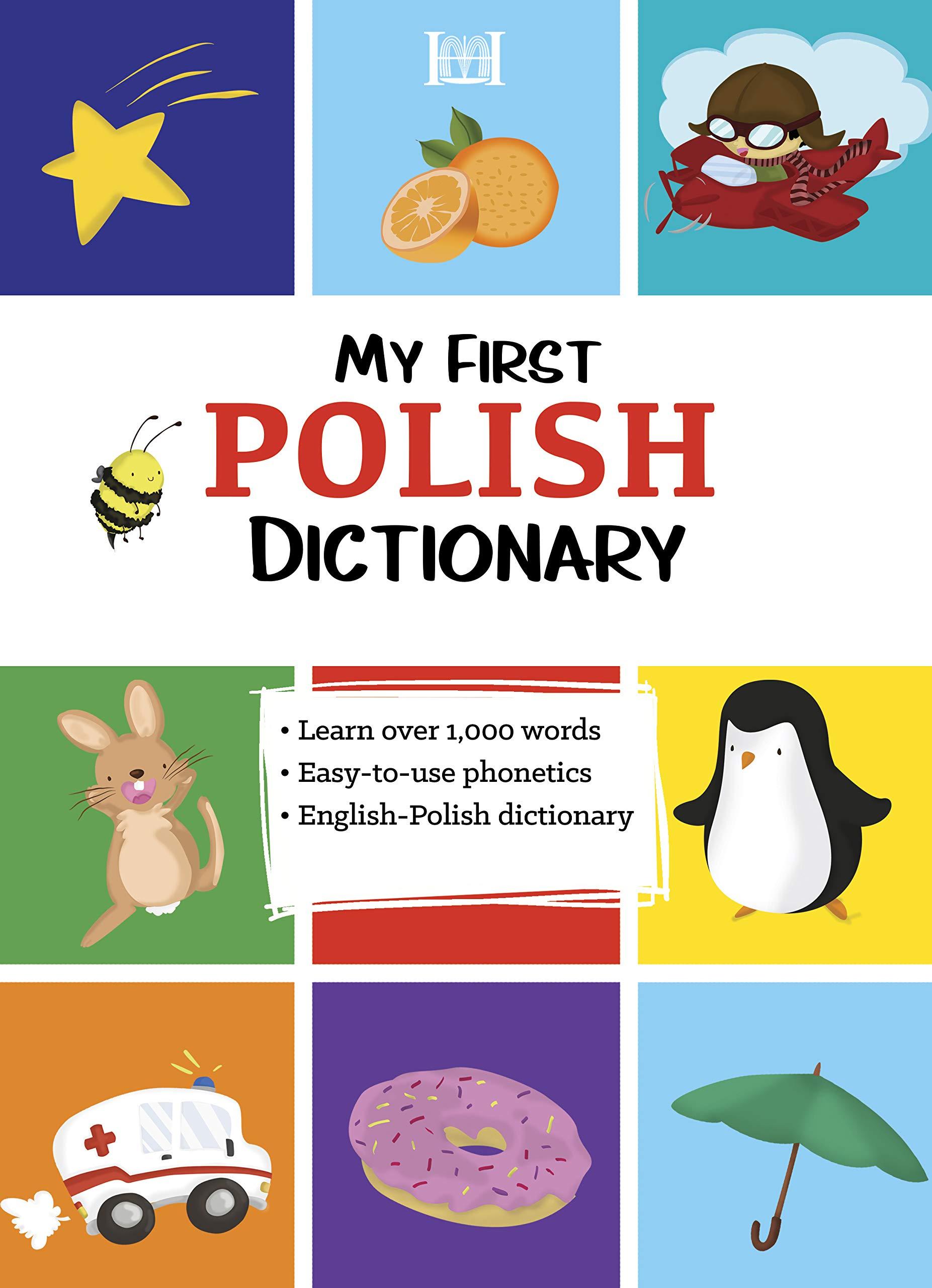 My First Polish Dictionary: Elzbieta Walter: 9780781813914