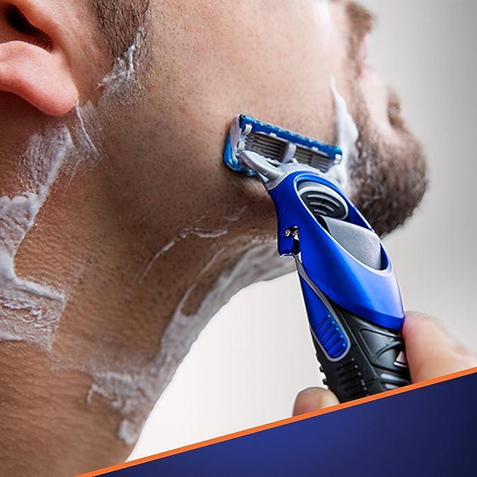 Gillette 吉列 锋隐造型师 3合1 电动造型剃须刀套装 5.2折$14.14 海淘转运到手约¥107