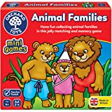 Orchard Toys Mini Game (Matching) - Animal Families
