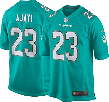 3db6401e Nike NFL Miami Dolphins Home Game Jersey - Jay Ajayi X Large: Amazon ...