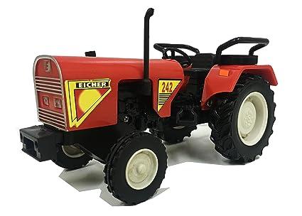 Jack Royal Tractors (Mahindra Tractor, Echier Tractor, Farm Tractor) (EHR  Tractor) - Pink