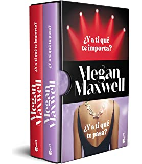 ESTUCHE_ERIC ZIMMERMAN (La Erótica): Amazon.es: Maxwell, Megan: Libros