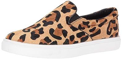 e45ba4724f1 Amazon.com | Steve Madden Women's ECENTRCL Sneaker, Leopard, 5 M US ...
