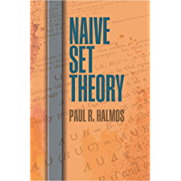 Naive Set Theory (Dover Books on Mathematics) (English