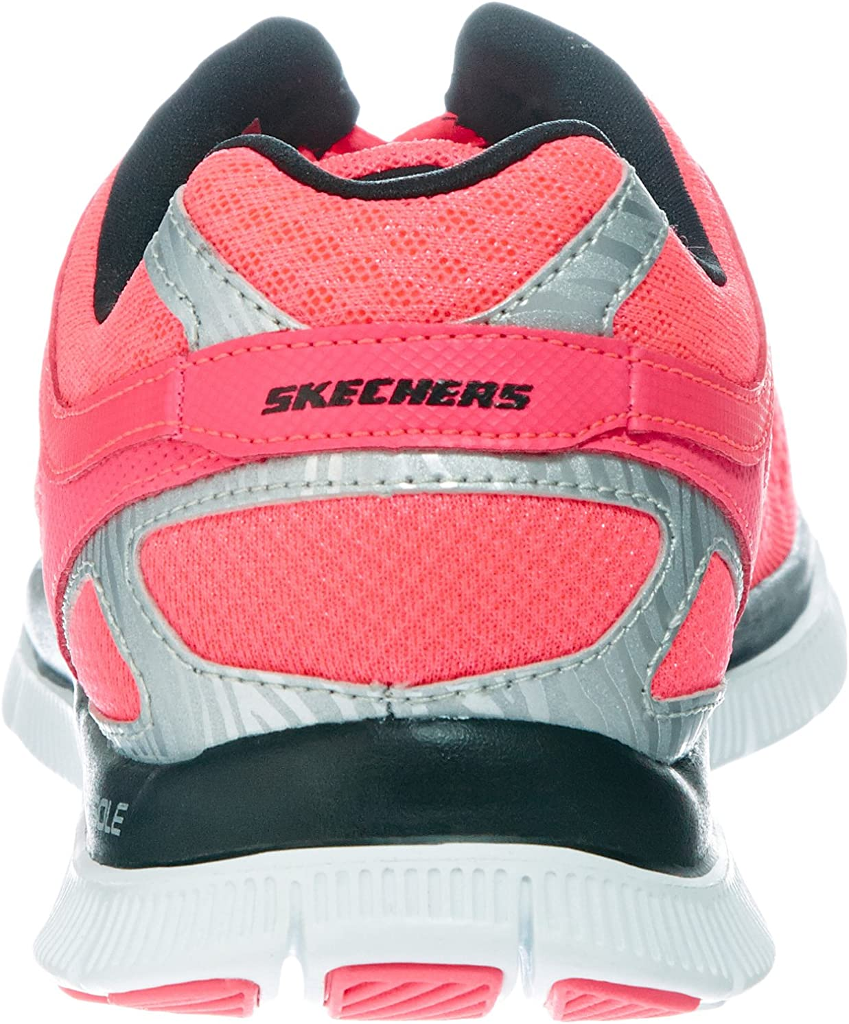 UK SIZE 3 4 5 6 7 8 15069 BKHP GO RUN 600 RUNNING SKECHERS WOMENS TRAINERS