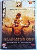 Gladiator Cop [1994] [Reino Unido] [DVD]