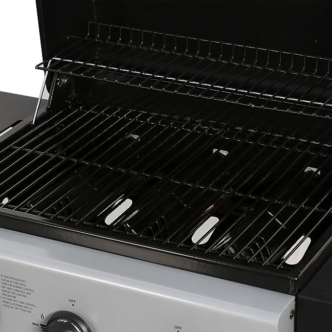 Amazon.com: Master Cook Smart Space Living asador de gas ...