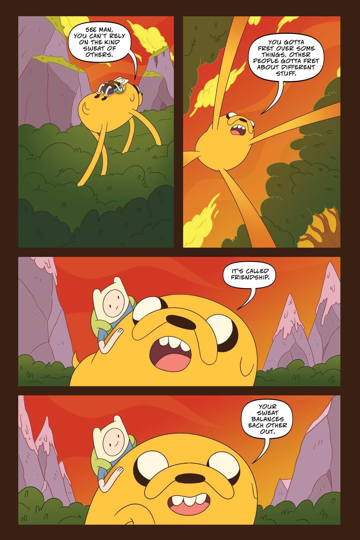 Adventure Time Original Graphic Novel Vol. 11: Princess & Princess by KaBOOM! (Image #4)