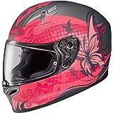 HJC FG-17 Flutura Full-Face Motorcycle Helmet (MC-8F, Medium)