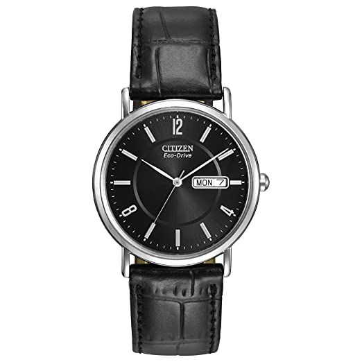Amazon.com: Citizen Eco-Drive BM8240-03E Reloj de acero ...