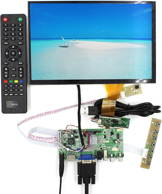 "HDMI VGA AV Audio USB LCD Controller board 10.1/"" LP101WX1 B101EW05 1280x800 LCD"