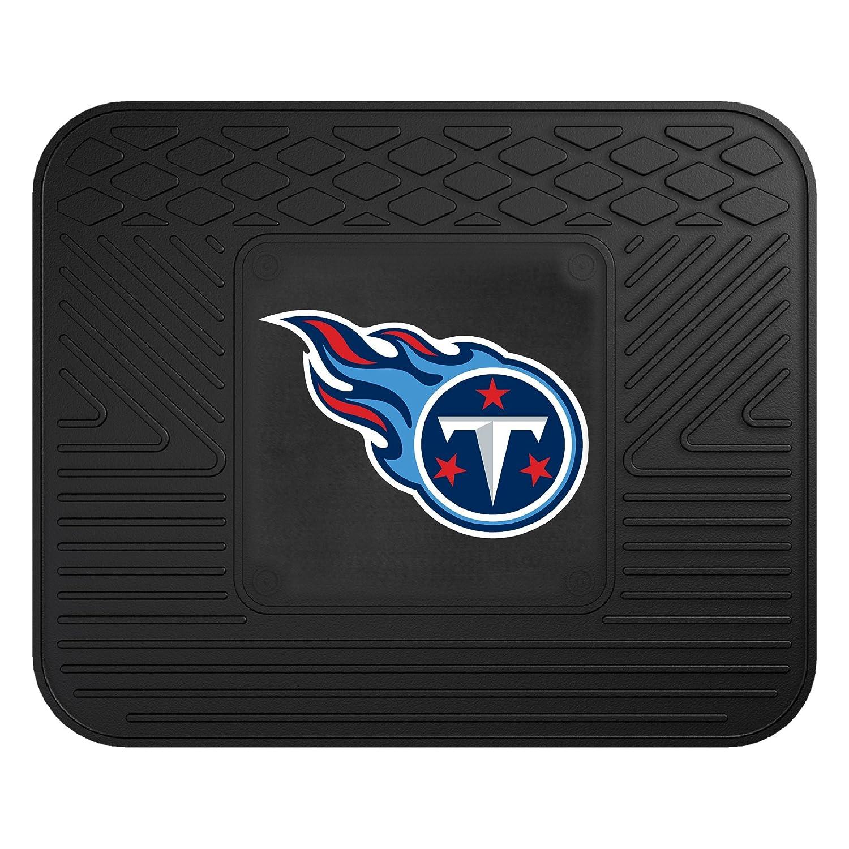 FANMATS NFL Tennessee Titans Vinyl Heavy Duty Car Mat 8776