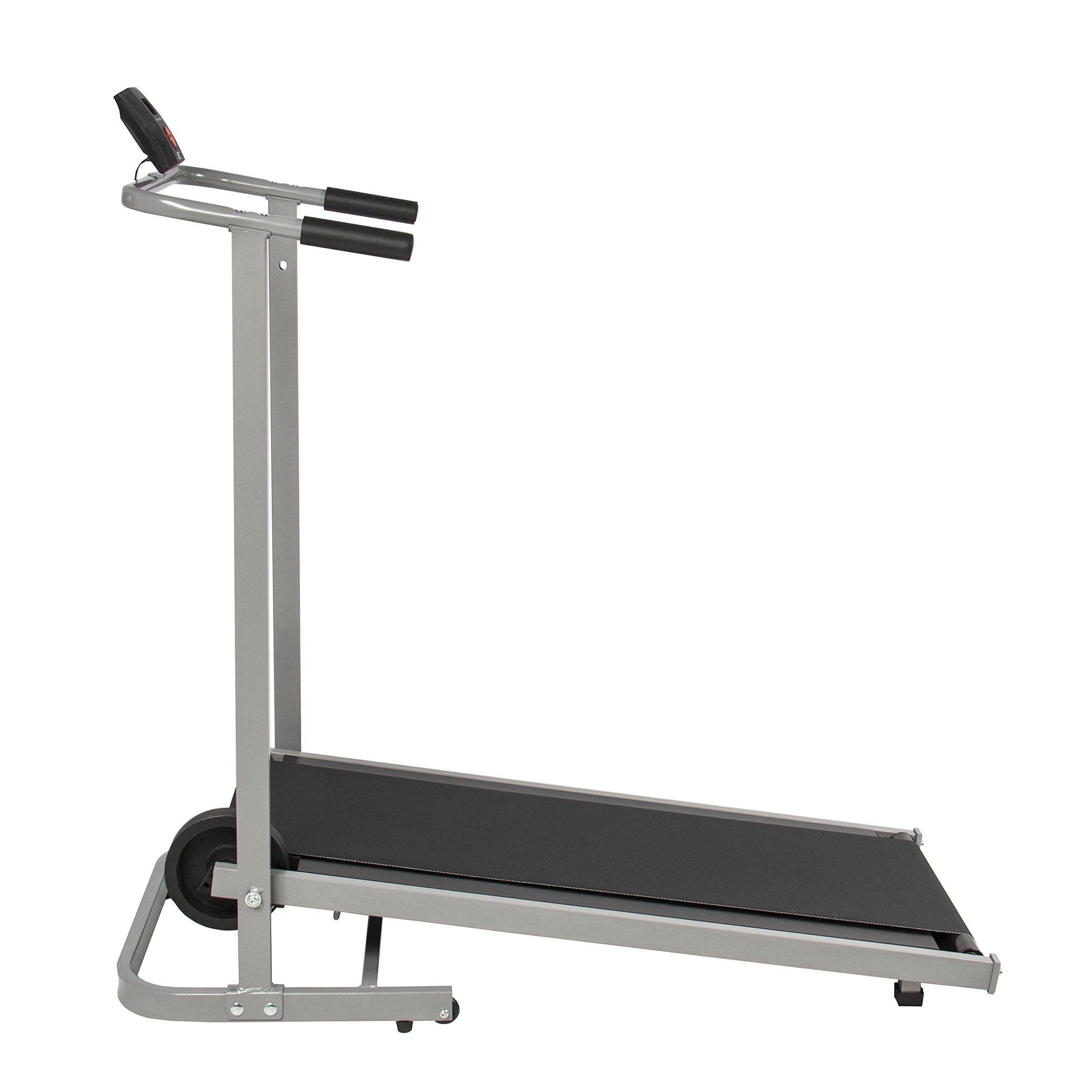Treadmill Portable Folding Incline Cardio Fitness Exercise Home Gym Manual by Best Choice Products (Image #2)