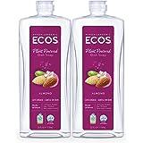 ECOS Dishmate Dish Liquid, Almond 25 oz. (Pack of 2)