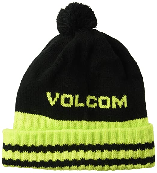 326814914f8 Volcom Boys  Fort Rollover Classic Fit Snow Beanie Hat