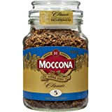 Moccona Coffee Classic Freeze Dried Decaffeinated (100g x 6 Packs)
