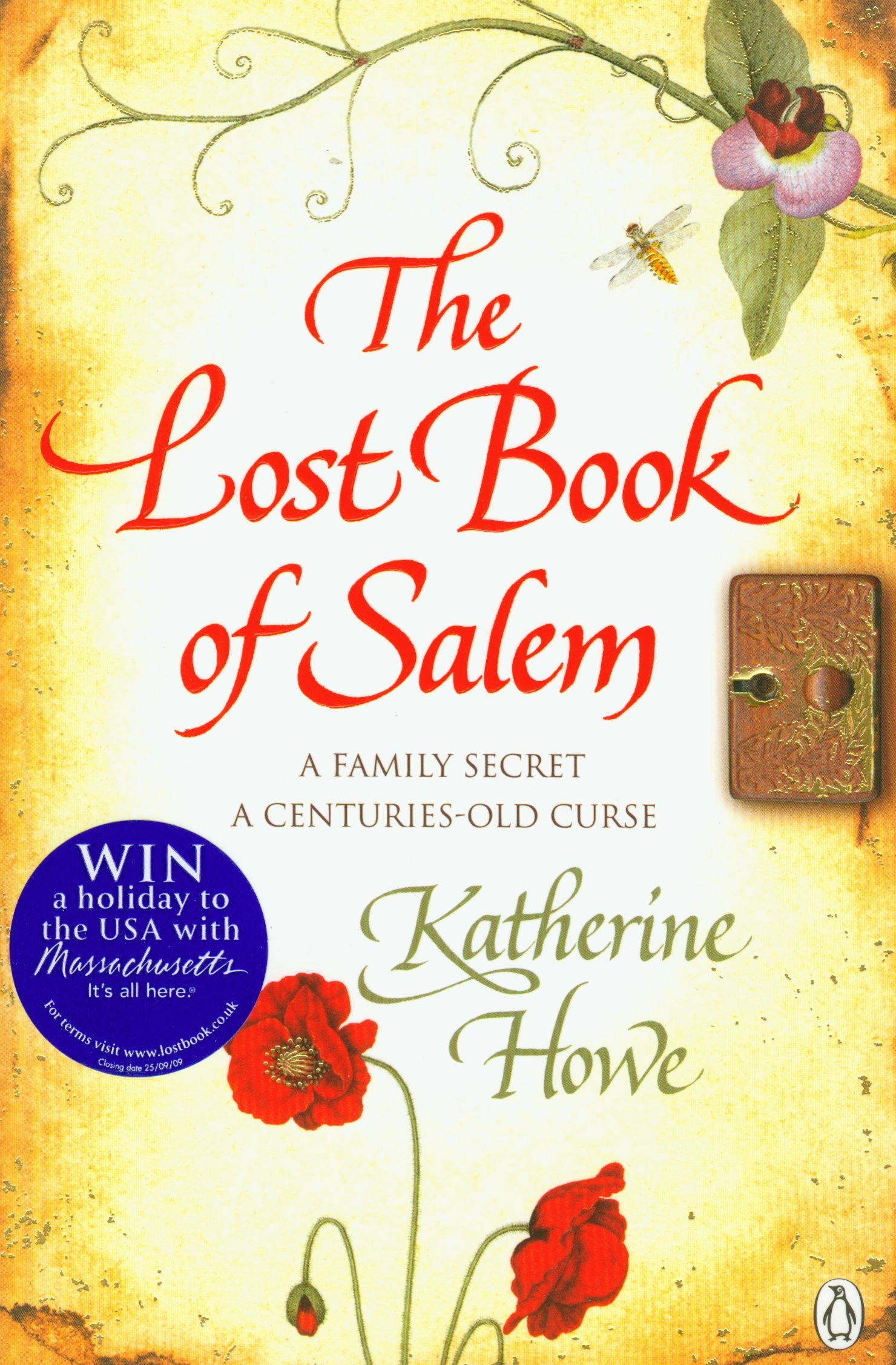 The Lost Book Of Salem: Katherine Howe: 9780141038117: Amazon: Books