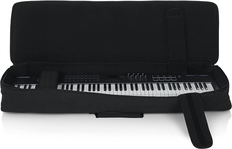 GATOR GKB-88 SLIM - Funda para teclado, 88 teclas delgadas
