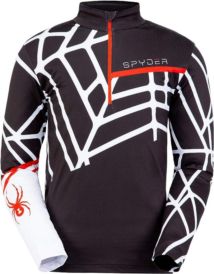 S mens black mojito SP191261 Spyder Mens Vital Base Coat