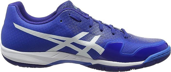 2a50f97828 ASICS Men's Gel-Blade 6 Multisport Indoor Shoes, (Directoire Blue ...
