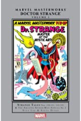 Doctor Strange Masterworks Vol. 1 (Strange Tales (1951-1968)) Kindle Edition