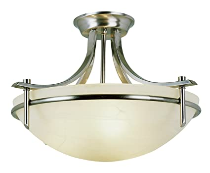 trans globe lighting 8172 bn indoor vitalian 21 5 semiflush