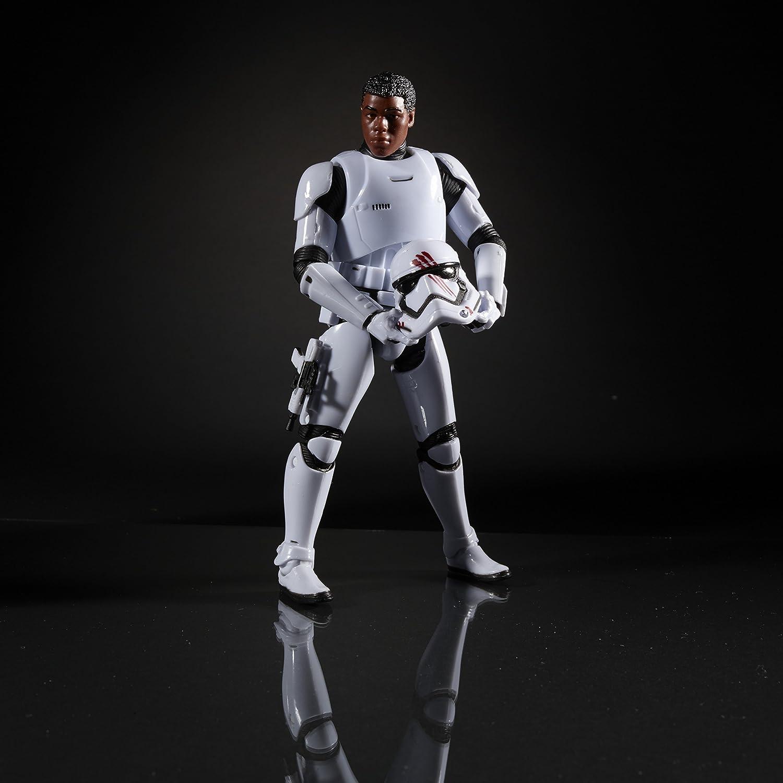 Star Wars FN-2187 The Force Awakens Black Series 6 Inch Finn Hasbro B5893AS0