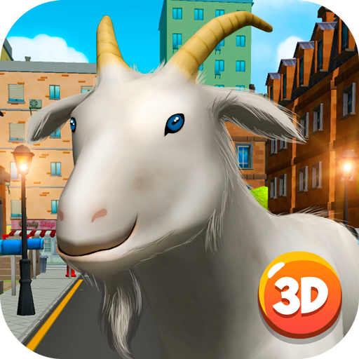 Rampaging Crazy Goat 3D