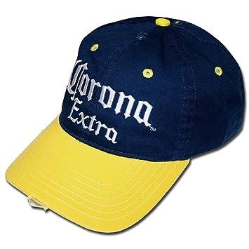 Corona Extra Curved Bill Snapback Gorra De Béisbol: Amazon.es ...