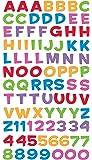 Sticko Funhouse Colorful Alphabet Sticker