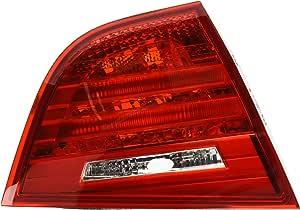 Tail Lamp Lens and Housing Passenger Side Inner Fits BMW 3-Series 323i BM2883102
