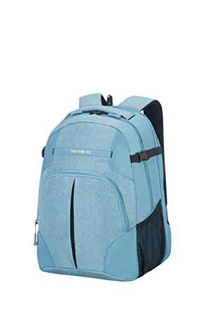 Samsonite Rewind, Mochila tipo casual, L EXP (45cm-29L), Azul (Ice Blue): Amazon.es: Equipaje