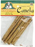 Melissa's Canela Cinnamon Sticks 1-Ounce Bags (Pack of 12), Dried Cinnamon Sticks for Baking Cooking Steeping or Marinades, Perfect in Mulled Wine or Homemade Chai Tea