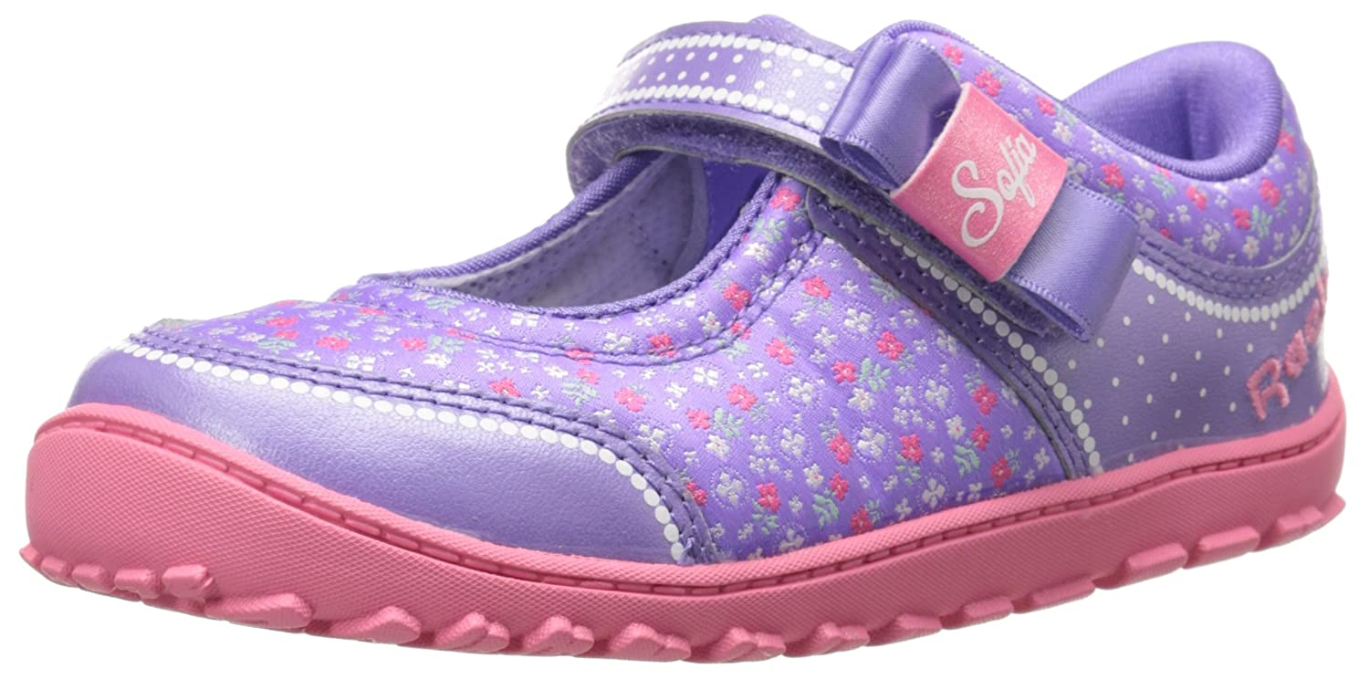 premium selection c4936 37660 Reebok Sofia Ventureflex MJ Classic Shoe Infant Toddler Lush Orchid Trendy  Pink White Crystal Blue 4 M US Toddler  Amazon.in  Shoes   Handbags