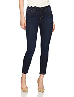 8f2e957a352 SLINK Jeans Women s Plus Size Amber Ankle Stephem at Amazon Women s ...