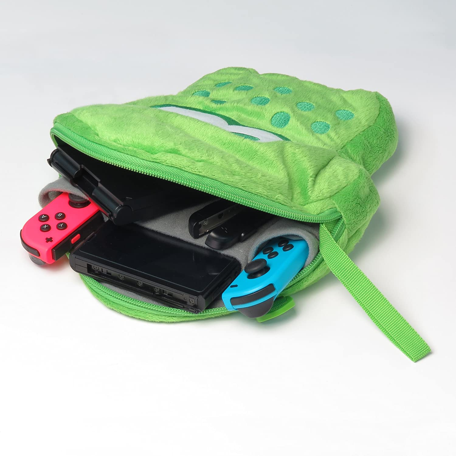 Hori - Funda De Felpa Splatoon 2 (Nintendo Switch): Amazon.es ...