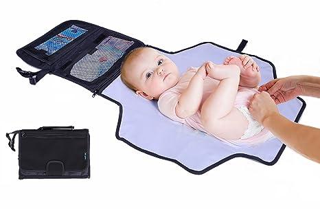 Bebé Cambio de plataforma de los Lebogner - gran regalo del bebé - Deluxe Kit para