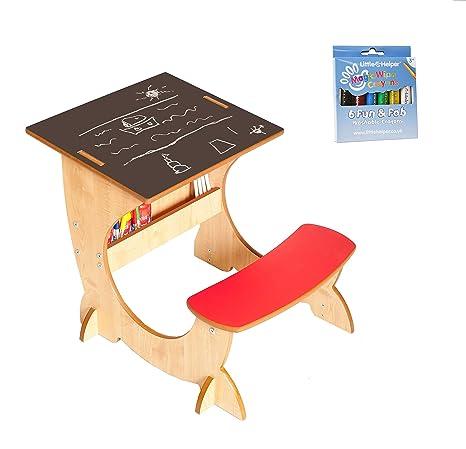 Little Helper FunPit mesa 3 en 1 AU tapa de cuadro negro ...
