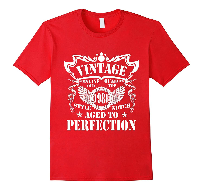 29 Birthday Vintage Made in 1988 Gift ideas Man T shirt-Art