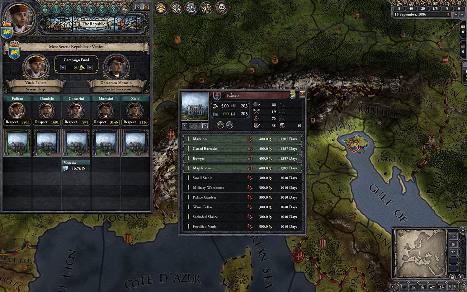 Amazon com: Crusader Kings II: The Republic DLC [Download]: Video Games
