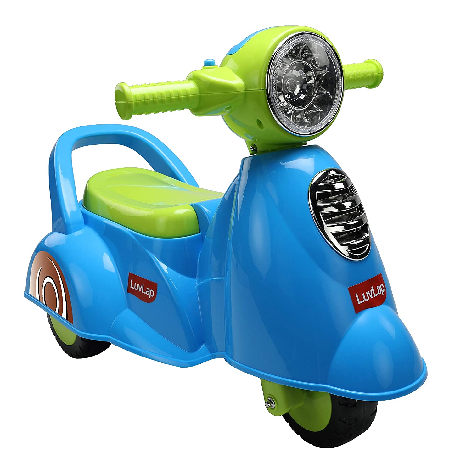 Luvlap Wheelie Scooter Ride On for Kids for ₹1,495
