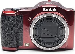 Kodak 16Zoom FZ152de Amistad con 7,6cm LCD, Rojo (fz152-rd), Rojo