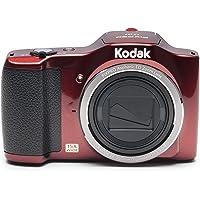 Kodak Pixpro FZ152RD, Kompakt Kamera, Kırmızı