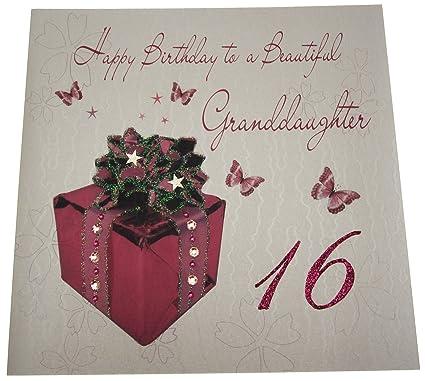 Amazon White Cotton Cards Code Xlwb105 Happy Birthday To A