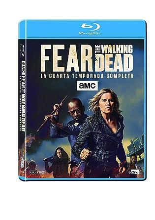 Fear The Walking Dead Temporada 4 Blu-Ray [Blu-ray]: Amazon.es: Kim ...