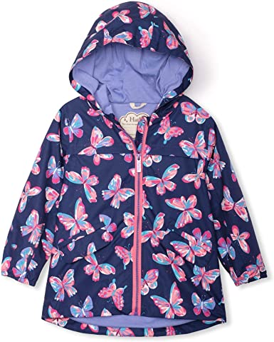 Hatley Girls Microfiber Rain Jackets Raincoat