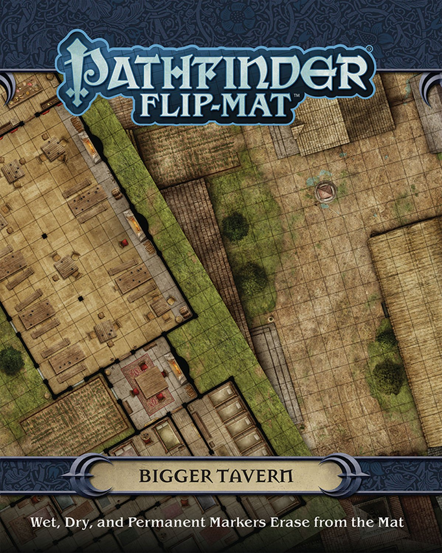 Pathfinder Flip-Mat: Bigger Tavern: Amazon.es: Engle, Jason A.: Libros en idiomas extranjeros