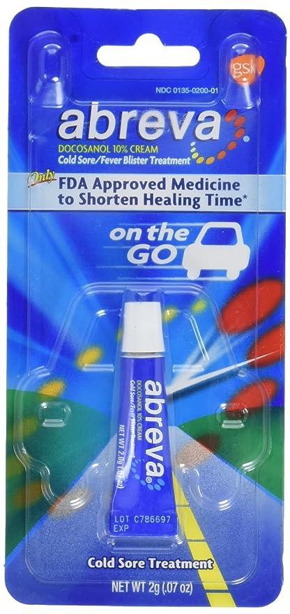 Buy Abreva Abreva Cold Sore/Fever Blister Treatment, 2 gms