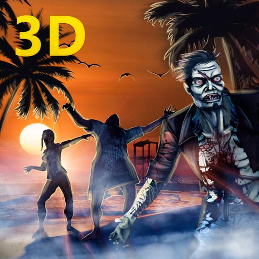 Zombie Tropic Island Survival (Zombie Pizza)